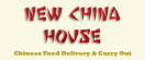 New China House Menu
