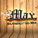 Max Bratwurst und Bier Menu