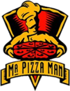 Mr Pizza Man Menu