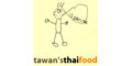 Tawan's Thai Food Menu