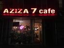 Aziza 7 Cafe Menu