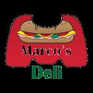 Marco's Deli Menu