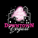 Downtown Yogurt and Edible Cookie Dough Menu