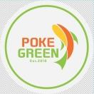 Poke Green Menu
