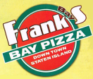 Frank's Bay Pizza Menu