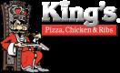 King Pizza Menu