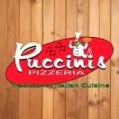 Puccini's Pizzeria Menu