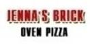 Jenna's Brick Oven Pizza Menu