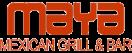 Maya Mexican Grill Menu