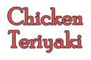 Chicken Teriyaki Menu