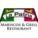 La Patria Mariscos & Grill Restaurant Menu
