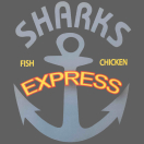 Sharks Fish & Chicken Express Menu