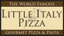 Little Italy Gourmet Pizza & Pasta Menu