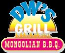 DW's Mongolian BBQ Menu
