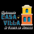Casa Villa Menu