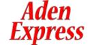 Aden Express Menu