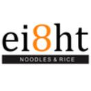 Ei8ht Noodles Menu