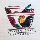 Fulton Thai Inc. Menu