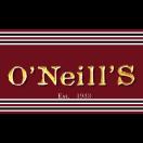 O'Neill's Menu