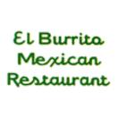 El Burrito Mexican Restaurant Menu