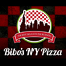 Bibo's NY Pizza Menu
