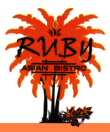Ruby Asian Bistro Menu