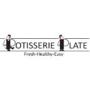 Rotisserie Plate Menu