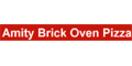 Amity Brick Oven Pizza Menu