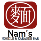 Nam's Noodle & Karaoke Bar Menu