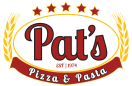 Pat's Pizza & Pasta - Gwynn Oak Menu