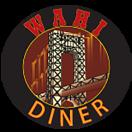 Wahi Diner Menu