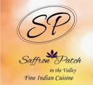 Saffron Patch in the Valley Menu
