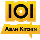 101 Asian Kitchen Menu