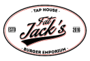 Fat Jack's Burger Emporium Menu