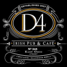 D4 Irish Pub and Cafe Menu