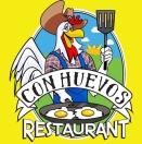 Con Huevos Restaurant Menu