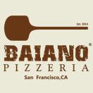 Baiano Pizzeria Menu