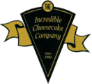 The Incredible Cheesecake Company Menu