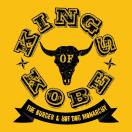 Kings of Kobe-The Burger & Hot Dog Monarchy Menu