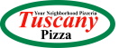 Tuscany Pizza Menu