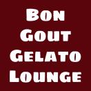 Bon Gout Gelato Lounge Menu