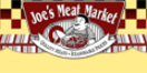 Joe's Meat Market Menu