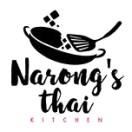 Narong Thai Kitchen Menu