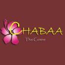 Chabaa Thai Cuisine Menu