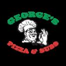 George's Pizza Menu