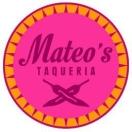 Mateo's Taqueria Menu