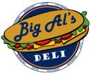 Big Al's Munchies Menu