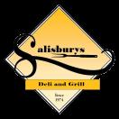 Salisburys Deli and Grill Menu
