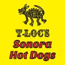 T-Loc's Sonora Hot Dogs Menu
