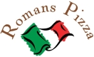 Romans Pizza Menu